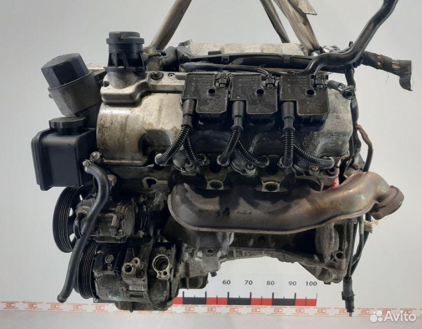 Двс Mercedes W163 (ML Class) объем 3,2 112.942  89166130202 купить 4