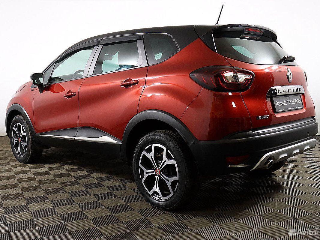 Renault Kaptur, 2019  84954101966 купить 7