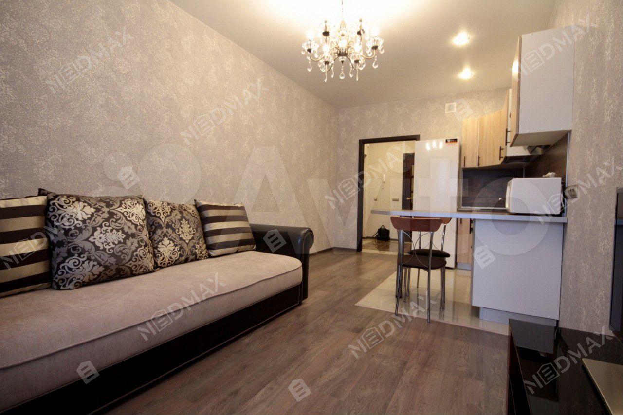 Квартира-студия, 29 м², 3/11 эт.  88129216869 купить 1