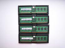 Новая DDR3 4Gb 8Gb SAMSUNG Crucial
