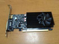 Видеокарта Gigibyte GT 1030 2gb DDR5 — Товары для компьютера в Тюмени