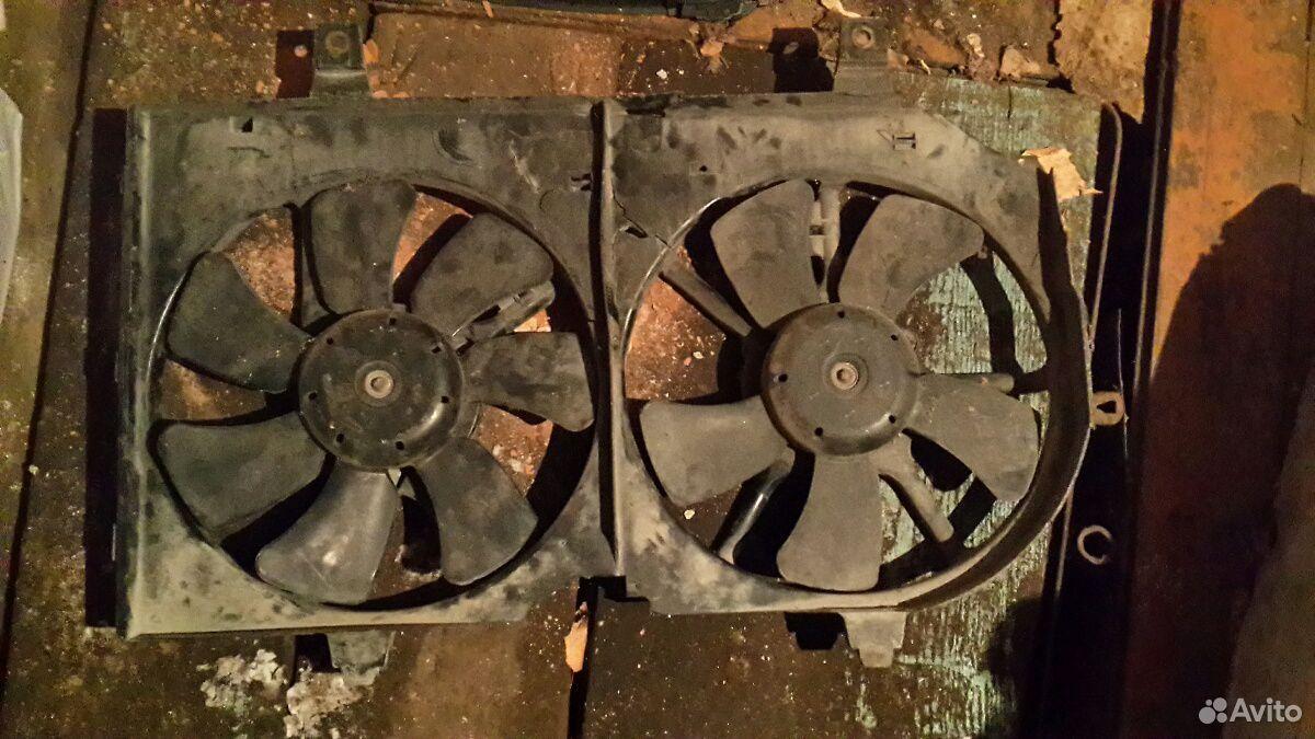 Вентиляторы на радиатор Nissan cefiro  89538834005 купить 4