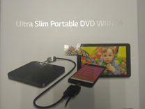 Оптический привод Ultra Slim Portable DVD Writer