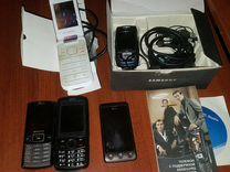 5 ть телефонов, 11 зарядок и акс-ры (цена за всё)