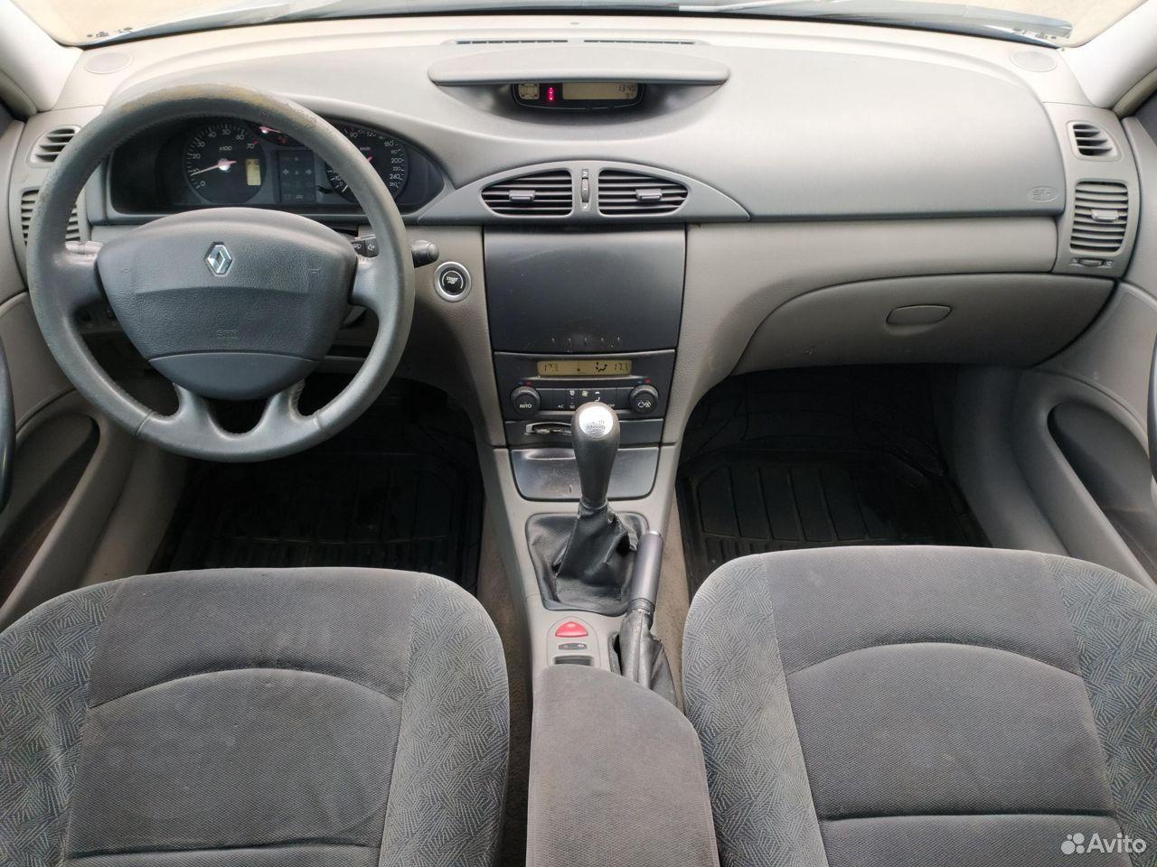 Renault Laguna, 2002  84954871002 купить 10