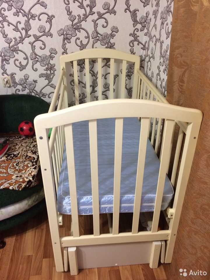 Продам детскую кроватку  89220400786 купить 3