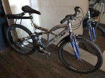 Велосипед горный, trophy sprint