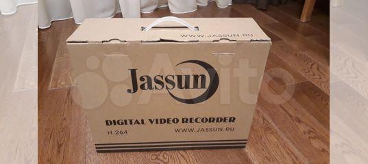 Видеорегистратор 16-канальный, Jassun JSR - H1626 купить в Санкт-Петербурге с доставкой   Бытовая электроника   Авито