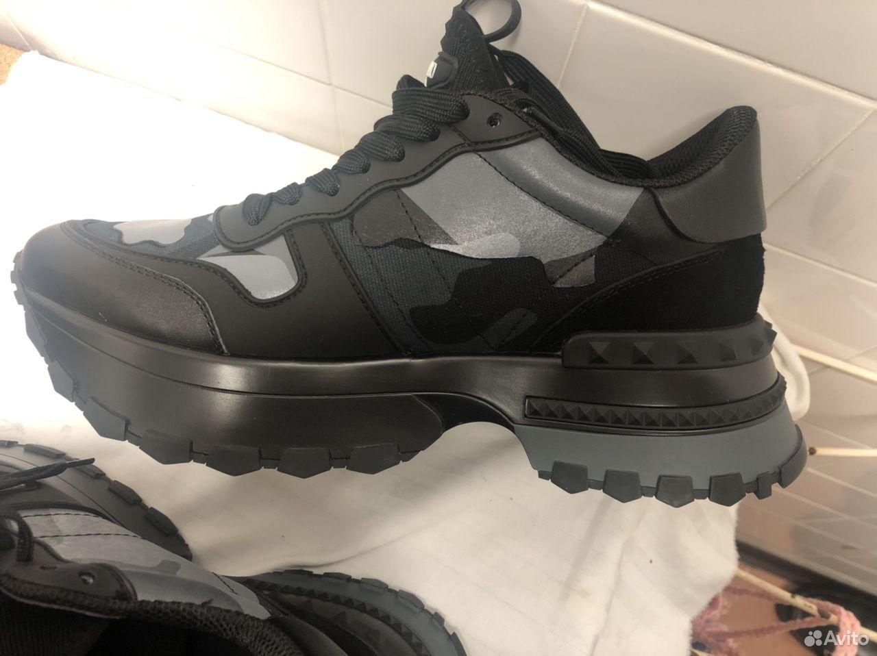 Продам кожаные кроссовки,купили не подошол размер  89187703894 купить 3
