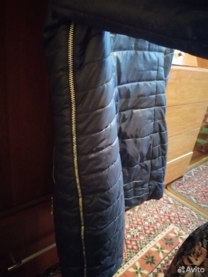 Куртка синяя. Женская. На весну и на осень  89969184766 купить 3