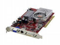 Продается Видеокарта AGP Power Color Radeon 9600XT