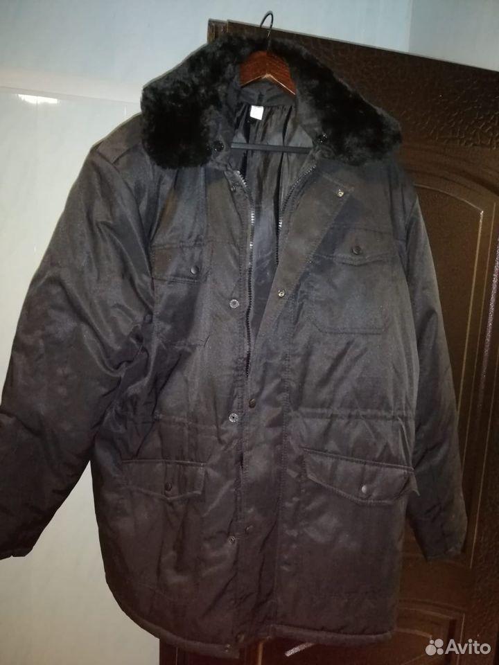 Куртка охраны новая