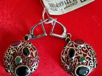 Комплект серебро с натуральными камнями — Часы и украшения в Геленджике