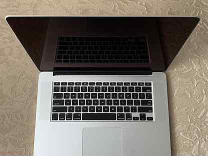 Apple Macbook Pro 15 2.5/16/500 Retina 2014
