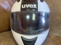 Uvex мотошлем
