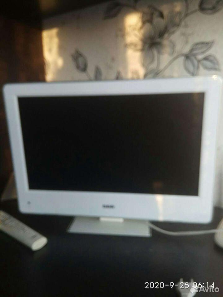 ЖК телевизор со встроеннымdvd плеером  89640523128 купить 2
