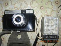 Фотоаппарат Смена со вспышкой и инструкцией