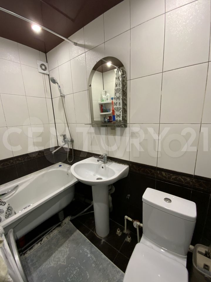3-room apartment, 57.8 m2, 1/5 floor  89382020017 buy 5
