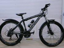 Велосипеды на спицах и литых дисках