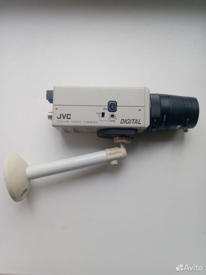 Камера видеонаблюдения JVC TK-C920E