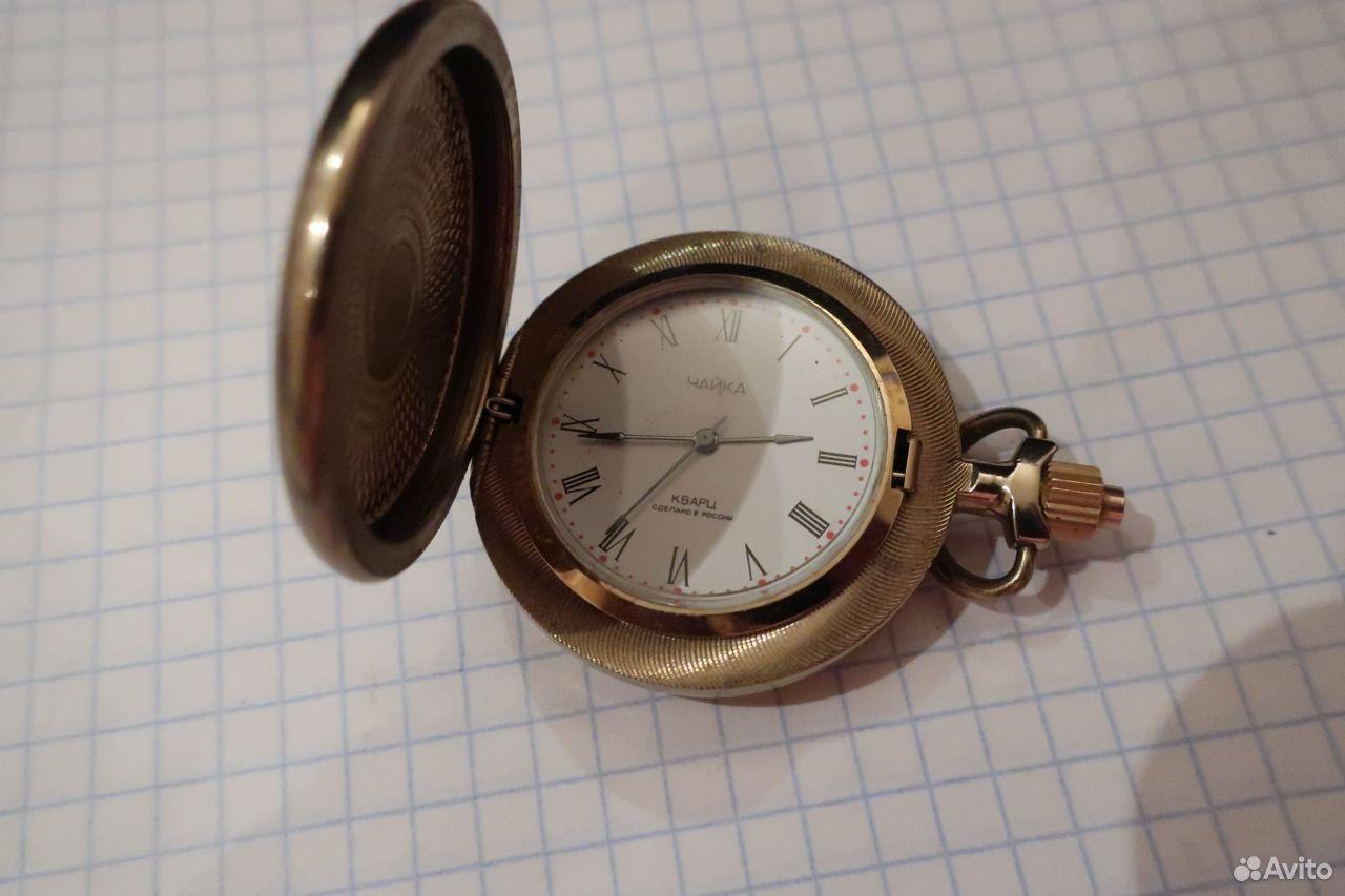 Карманные часы Чайка  89081577633 купить 3
