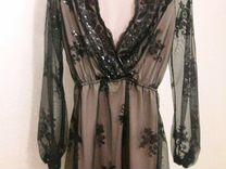 Праздничное платье 44-46