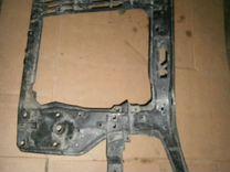 Панель передняя Hyundai Tucson 641012E000 телевизо