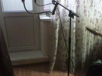 Микрофон behringer C-1 с источником