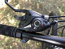 Велосипед BMW X6 складная рама на литых дисках