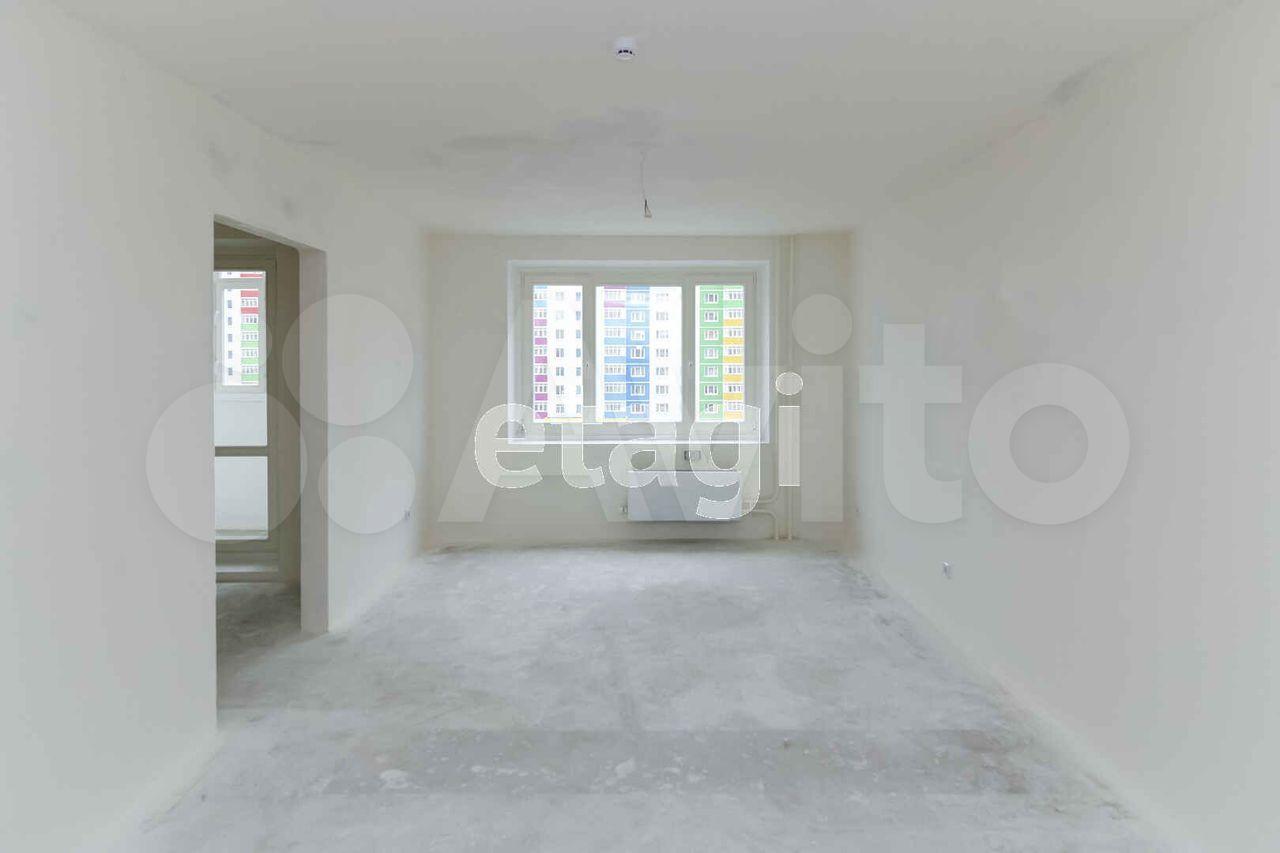 2-к квартира, 58.7 м², 4/16 эт.