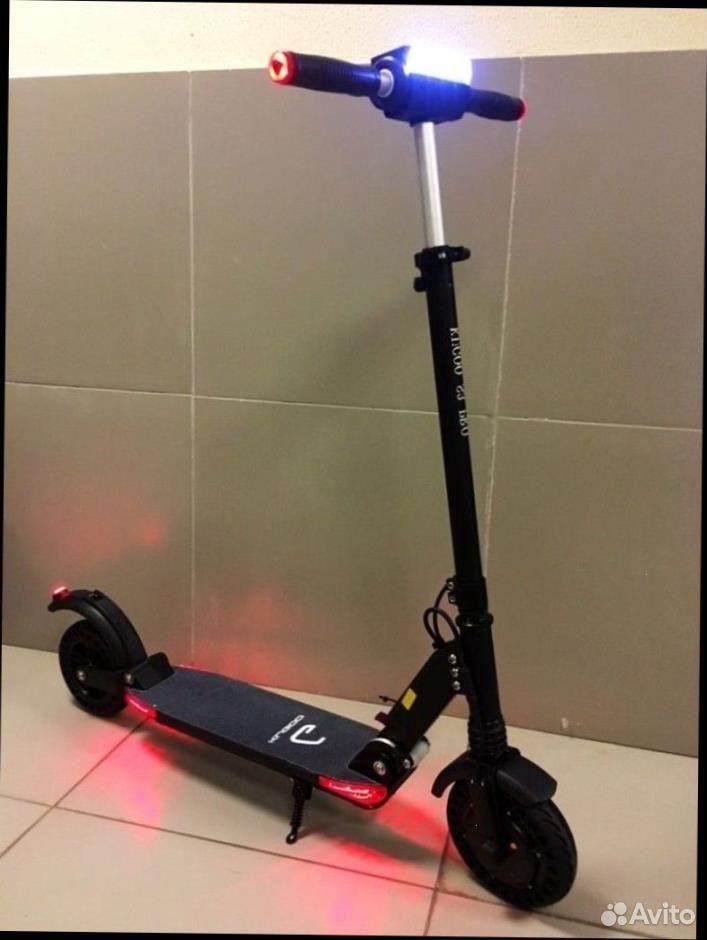 An electric skateboard  89018503980 buy 1