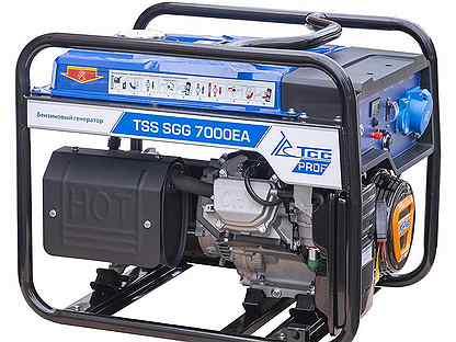 Бензогенератор / Генератор бензиновый TSS 7000EA