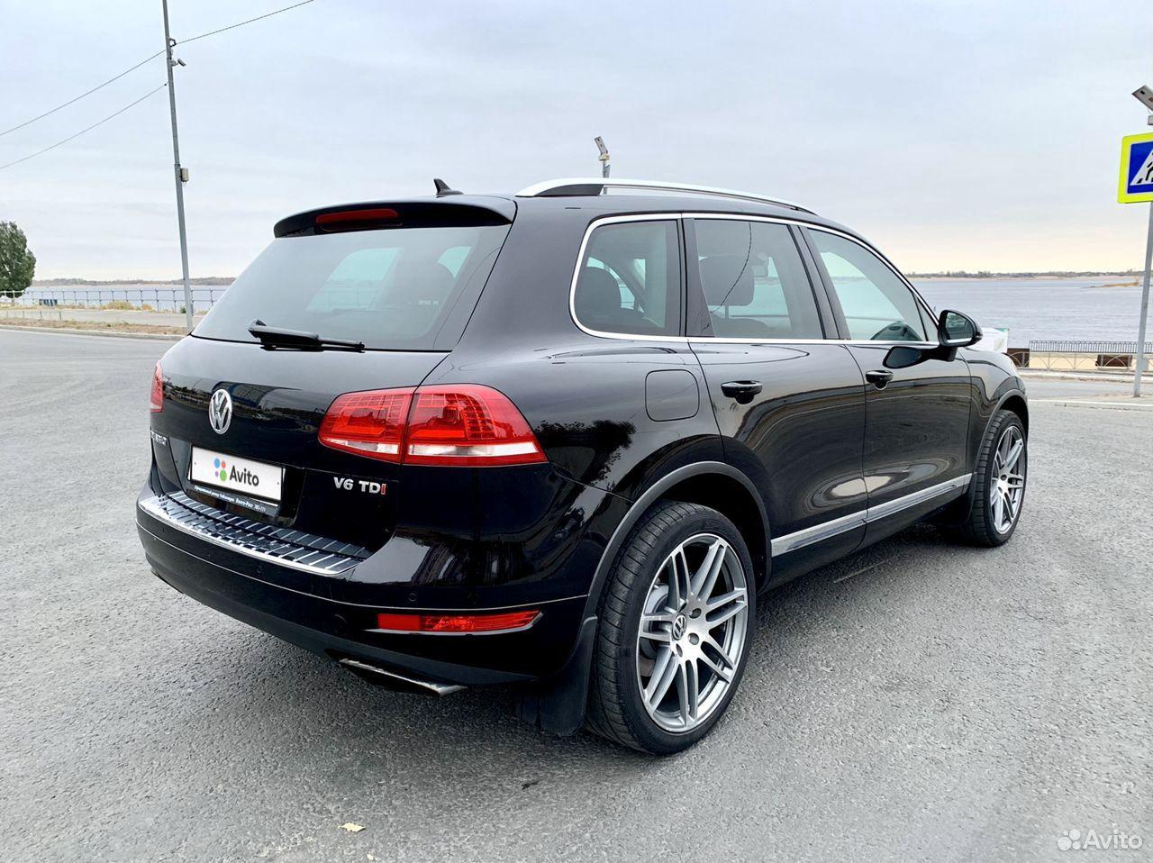 Volkswagen Touareg, 2014  89610795153 купить 8