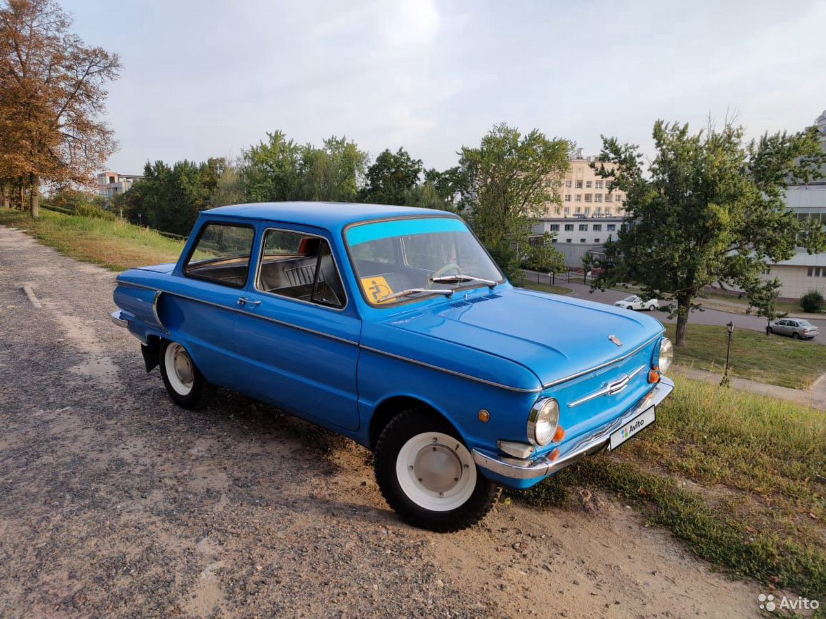 ЗАЗ 968 Запорожец, 1978  89051595952 купить 1