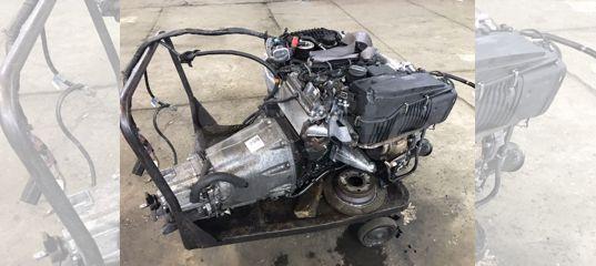 Мерседес двигатель 646