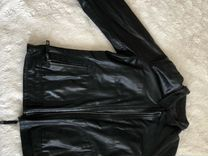 Кожаная куртка женская