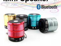 Портативная колонка WS-887 Bluetooth Radio USB