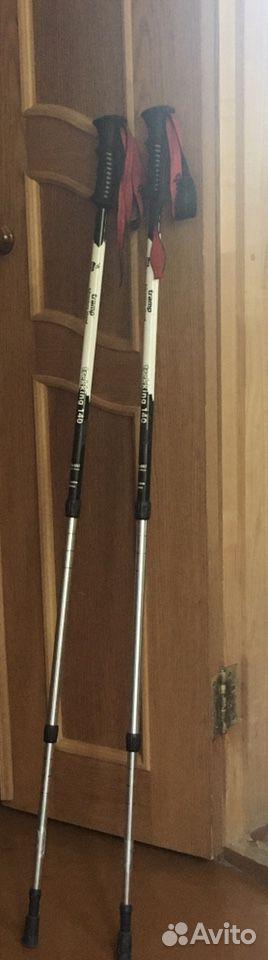 Палки для скандинавской ходьбы  89196709875 купить 1