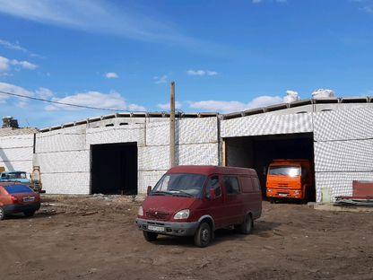 Помещение под производство, склад 360-540 кв.м