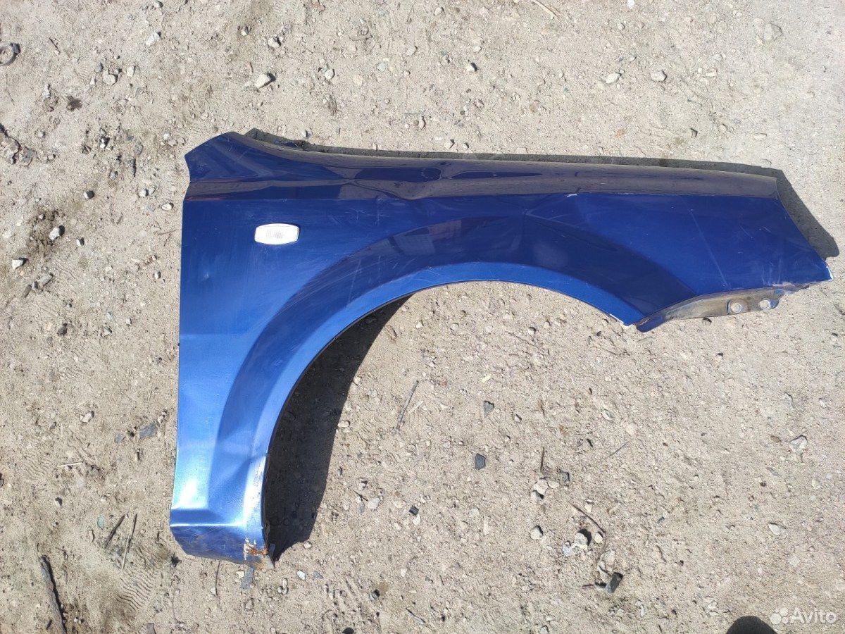 Крыло переднее правое Chevrolet Lacetti седан 1.6