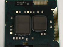 Процессор Intel i3-380M