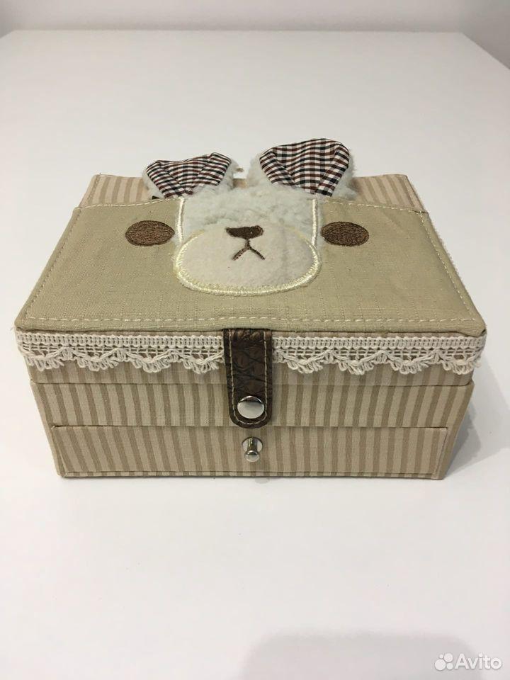 Шкатулки для ювелирных украшении (4 вида)  89376117972 купить 1