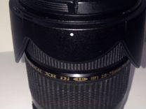 Объектив Tamron 28-75 f2.8 made in Japan на Canon