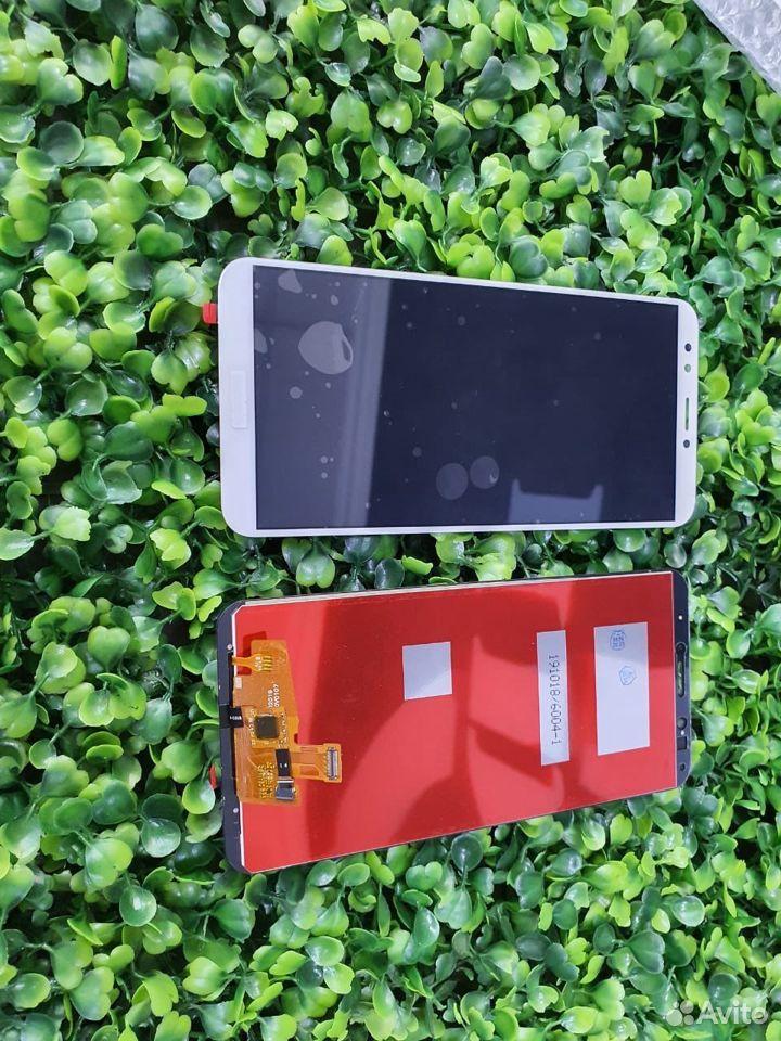 Дисплей Huawei Y7 prime Белый