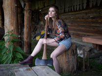 Американский топор лесоруба RED warrior. True Temp — Охота и рыбалка в Томске