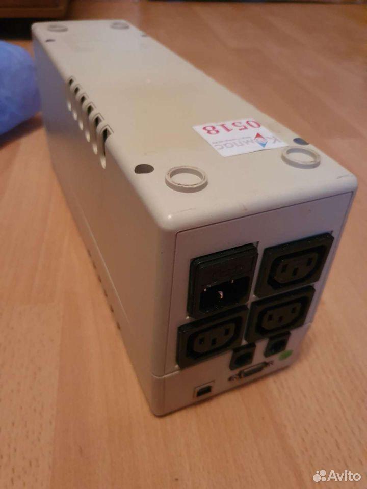 Ибп Ippon Back Power Pro 600  89303022813 купить 3