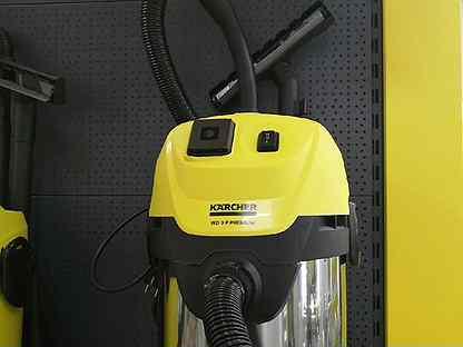 Пылесос Karcher WD3P Premium+комплект мешков