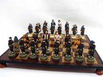 Шахматы самураи