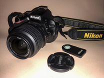 Nikon D5100 kit 18-55 mm