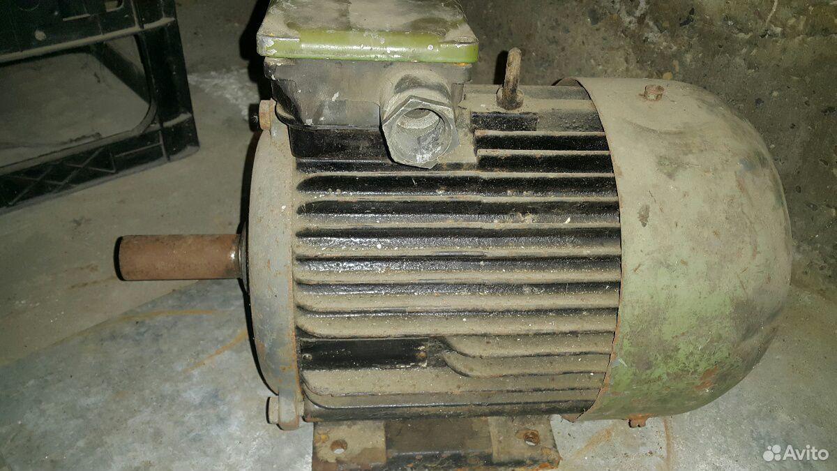 Электродвигатель асинхронный 7.5 квт 380в  89385501376 купить 3